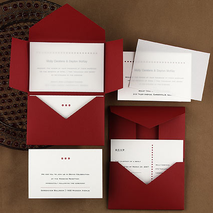Top 5 Wedding Invitations In 2013